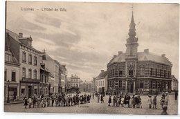 Lessines L'Hôtel De Ville - Lessines