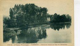 VINNEUF Bords De L'yonne Au Pont De Champigny (1894) - Other Municipalities