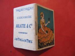 Très Petit Agenda Calendrier CHICOREE ARLATTE CAMBRAI 1933 -  Format : 6 X 4 Cm    32 Feuilles - Non Classés