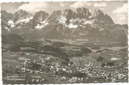 W677 Tirol - Kitzbuhel Mit Kaisergebirge / Viaggiata - Kitzbühel