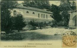 PORTUGAL - VIZELLA - ESTABELECIMENTO THERMAL - EDITOR ALBERTO FERREIRA - 1900s (BG2201) - Braga