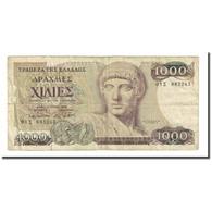 Billet, Grèce, 1000 Drachmaes, 1987-07-01, KM:202a, TB - Greece