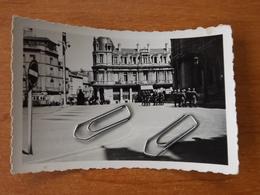 WW2 GUERRE 39 45 POITIERS SOLDATS ALLEMANDS PARADE RUE LE BASCLE - Poitiers