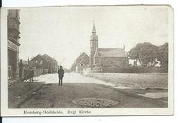 Homberg-Hochheide,Evgl.Kirche 1921 - Homberg