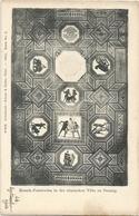 W678 Perl - Mosaik Fussboden In Der Romischen Villa Zu Nennig - Mosaico Mosaique Mosaic / Non Viaggiata - Perl