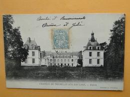 LE TREMBLAY Sur MAULDRE  (Yvelines) -- Le Château - Frankreich