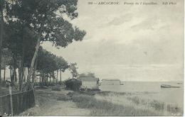 Arcachon,Pointe De L'Aiguillon 1911 - Arcachon