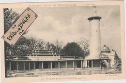 75 Paris - Cpa / Exposition Coloniale 1931 - Pavillon De La Guadeloupe. - Mostre