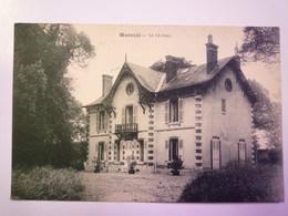 MAREUIL  (Cher)  :  Le Château    XXX - Autres Communes