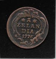 Pays Bas - Duit - 1776 - [ 1] …-1795 : Période Ancienne