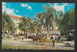 NASSAU BAHAMAS UNUSED - Bahamas