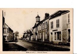 Ablis (S.-et-O.) - Route De Chartres. Boutique CHARTON. Etat NEUF. Voir SCAN - Ablis