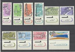 ISRAEL.  YT   PA N° 18/27  Neuf **/*   1960-62 - Airmail