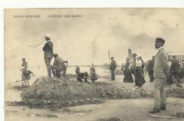 Heyst-sur-mer L'heure Des Bains  (10642) - Heist