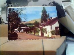 SCOTLAND: ARGYLLSHIRE: Luss Village, Loch Lomond. MINI  CARD  HA7461 - Argyllshire