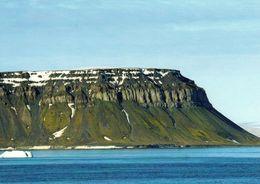 1 AK Russia Franz Josef Land * Die Insel Northbrook Mit Dem Kap Flora * - Rusia