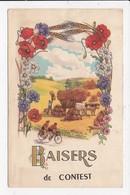 CPSM 53 Baisers De CONTEST - Autres Communes