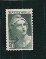 MARIANE DE GANDON N° 730 - 20frs Vert - à Voir - Neufs