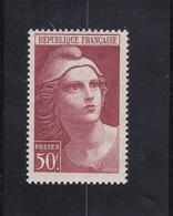MARIANE DE GANDON N° 732 - 50frs Brun Rouge- à Voir - Neufs