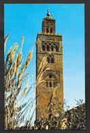 MAROC MARRAKECH LA KOUTOUBIA  1969 - Marrakech