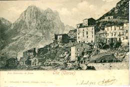 Dpt 20 Ota Pres De Clanches De Fiana No15 Ed Moretti 1903 EVT TBE - France