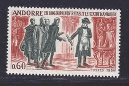 ANDORRE N°  168 ** MNH Neuf Sans Charnière, TB (D8285) Napoléon Rétablit Le Statut De La Co-principauté - 1963-64 - Nuevos