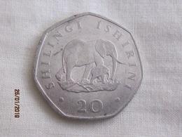 Tanzania: 20 Shillings 1990 - Tanzanie