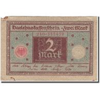 Billet, Allemagne, 2 Mark, 1920-03-01, KM:60, TB+ - [ 3] 1918-1933 : République De Weimar