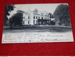 MERELBEKE - MEIRELBEKE  -  Kasteel Van M. Ysebrant De Lendonck -  Château De M. Ysebrant De Lendonck - 1905 - Merelbeke