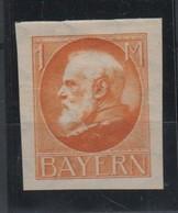 Bayern , 104 In Anderer Farbe , Wohl Probedruck - Bayern
