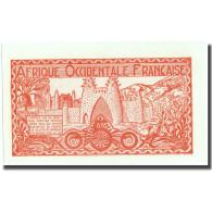 Billet, French West Africa, 0.50 Franc, Undated (1944), KM:33a, NEUF - États D'Afrique De L'Ouest
