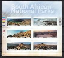Südafrika 2016**, Nationalparks, Sukkulenten / South Africa 2016, MNH, Nationalparks, Succulents - Sukkulenten