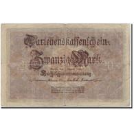 Billet, Allemagne, 20 Mark, 1914, KM:48b, B+ - [ 2] 1871-1918 : Empire Allemand