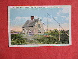 Coffin House Oldest On Island      Massachusetts > Nantucket       Ref 3141 - Nantucket