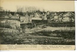 Dpt 51 Fere Champenoise Normee. Le Village Apres Le Bombardement Du 6 Au 9 Septembre 1914 1912 Neuve TBE - Altri Comuni