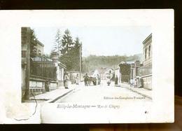 RILLY LA MONTAGNE COMPTOIRS FRANCAIS             JLM - Rilly-la-Montagne