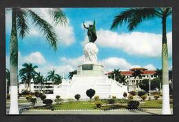 PANAMA ESTATUA DE VASCO NUNEZ DE BALBOA 1964 - Panama