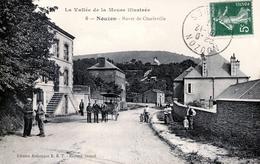 08. ARDENNES - NOUZON. Route De Charleville - Sonstige Gemeinden