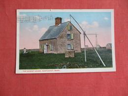 Oldest House    Massachusetts > Nantucket   Detroit Publisher     Ref 3141 - Nantucket