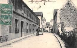 78 - YVELINES / 78650 - Aulnay Sur Sauldre - La Rue Principale - Frankreich