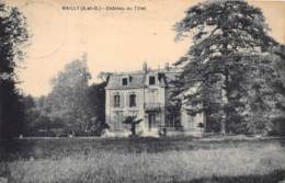 78 - YVELINES / Bailly - 78668 - Château Du Tillet - France