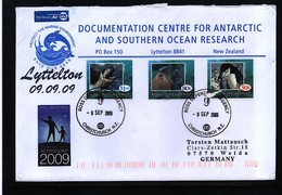 Ross Dependency 2009 Interesting Cover - Ross-Nebengebiet (Neuseeland)