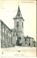 Dpt 54 Marbache L Eglise  1905 Neuve EM Pliure Visible - Altri Comuni