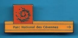 PIN'S //  ** PARC NATIONAL DES CÉVENNES / NATURE ** . (AMC) - Sin Clasificación