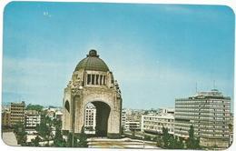 W699 Mexico Distrito Federal - Monumento A La Revolucion / Non Viaggiata - Messico