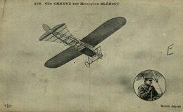 GEO CHAVEZ. AVIACIÓN - Avions