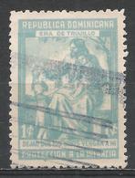 Dominican Republic 1951. Scott #RA13A (U) ''Suffer Little Children To Come Unto Me'' ** - Dominicaine (République)