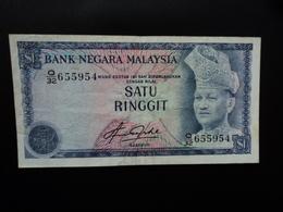 MALAISIE : 1 RINGGIT   ND 1981   P 13b    TTB+ - Malaysie