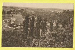 * Gaasbeek - Gaesbeek (Lennik - Vlaams Brabant) * (Nels, Nr 35) Kasteel Van Gaesbeek Bij Brussel, Chateau, Panorama - Lennik