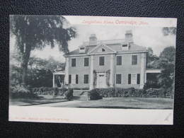 AK CAMBRIDGE Mass.  Ca.1910 //  D*36169 - Etats-Unis